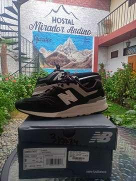 Zapatillas New Balance con 1 semana de uso.