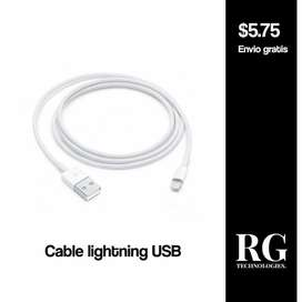 Cable Lightning para USB