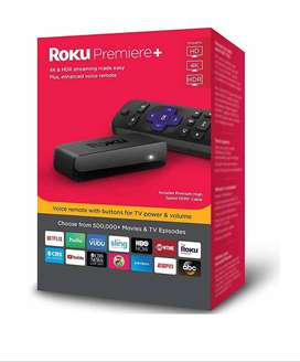 Roku Premiere + 4k Hdr Tv A Smart Tv Reproductor Streaming CC Monterrey local sotano 5