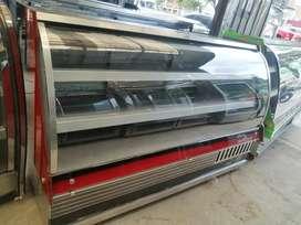 Comgelador en acero antiacidos
