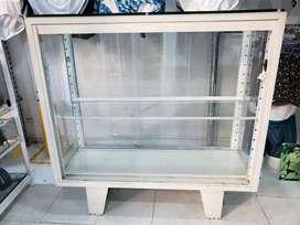 Vitrinas en vidrio