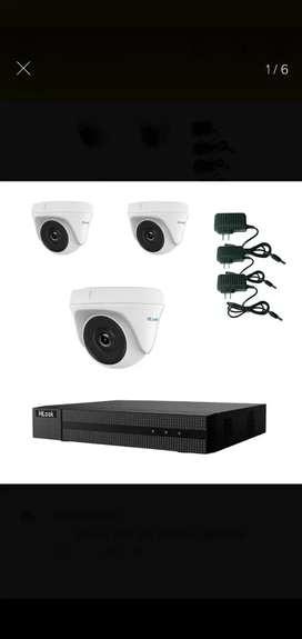 Sistema de cámaras de seguridad más instalacion