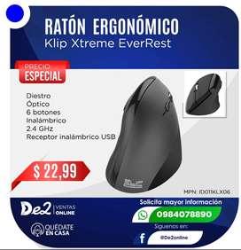 Mouse Ergonómico Vertical