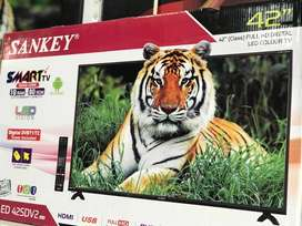 "Tv 42"" SmartTv Sankey 1 Año de garantía"