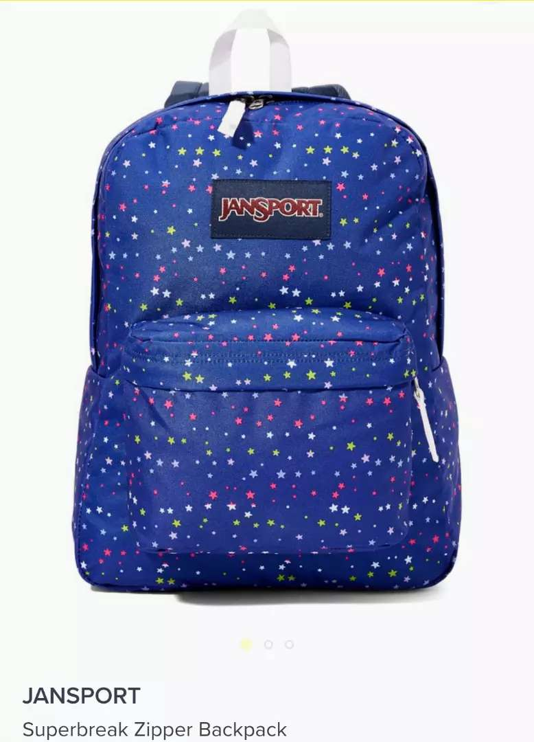 Mochila Jansport SuperBreak stars 0