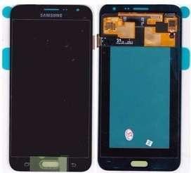 Pantalla Samsung J7 Neo en Negro segunda mano  Perú