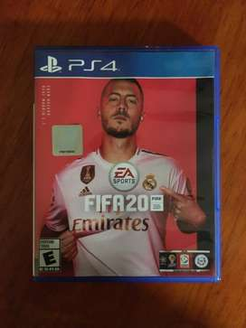 FIFA 20 PS4 Perfecto estado