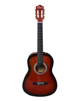 Guitarra Acustica Clasica Orich Tamaño 1/2 Forro Y Cuerdas