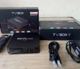 Tv Box 1gb ram Rom 8gb 4k Wifi 5g Doble Band Convierte Smart Tv