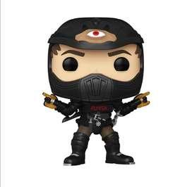 Funko Pop The Office de Dwight Schrute Como Recyclops+protector