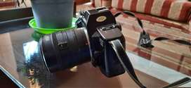 Canon camara de rollo eos 650