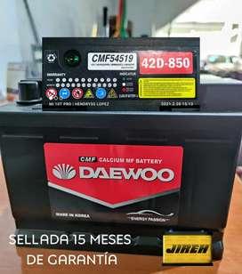 Batería 42-850 Daewoo