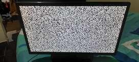 Vendo tv lg de 24 pulgadas