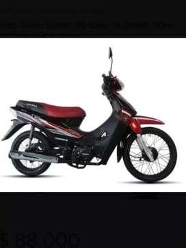 Vendo Gilera Smash 110cc
