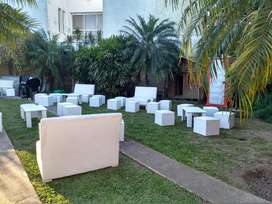 Fiestas, Eventos, Alquiler de Mobiliario