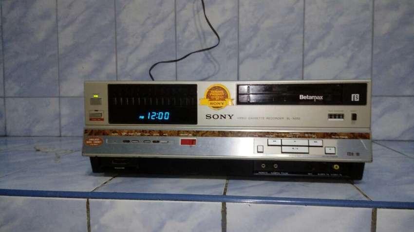 Antiguo Betamax para Reparar 0