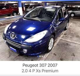 VENDO PEUGEOT 307 4P XS PREMIUM