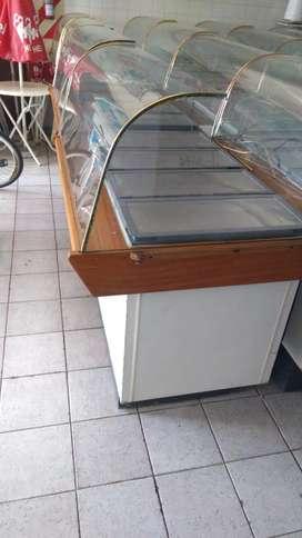 Freezer para helados u otros usos