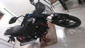 Honda CB 125 F NEGRA