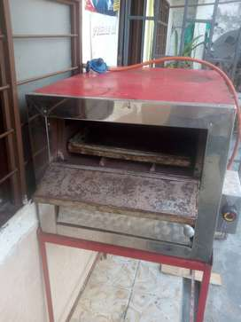 Vendo horno pizzero con cilindro