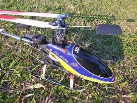 Helicóptero RC Align T-Rex 450 3D High Pro