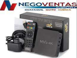 TV BOX MXQ PRO 1RAM Y 8GB