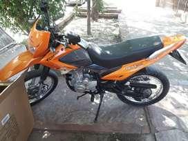 Corven Triax 250cc 2014