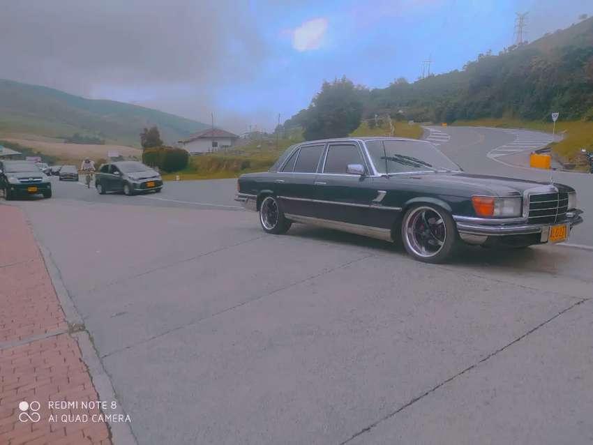 Vendo Mercedes Benz antiguo hermosooo