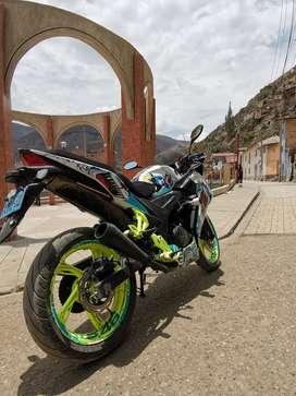 Motocicleta 250