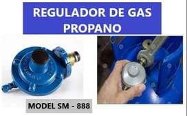 REGULADOR DE GAS PROPANO