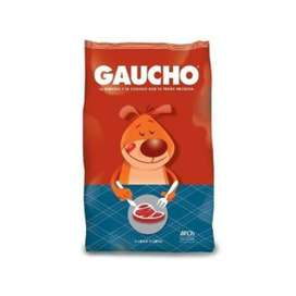 Gaucho Adulto Carne x 25kg