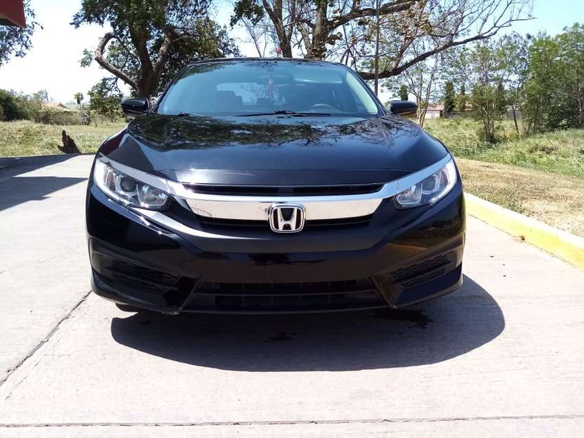 SE VENDE HONDA CIVIC 2016 0