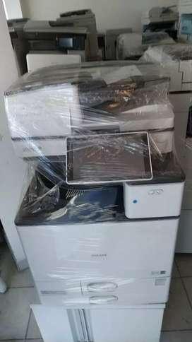 impresora fotocopiadora última tecnología ricoh