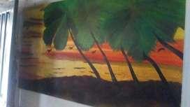 Sevende Paisaje de Pintura