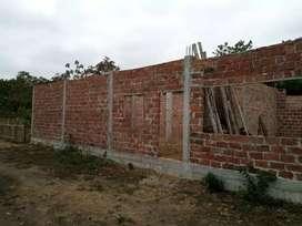 Venta de casa es construccion