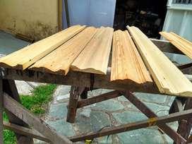 contramarco pino brasil antigua a nuevo de 14cm sin pintura