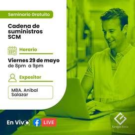 SEMINARIOS GRATUITOS+CADENA DE SUMINISTROS