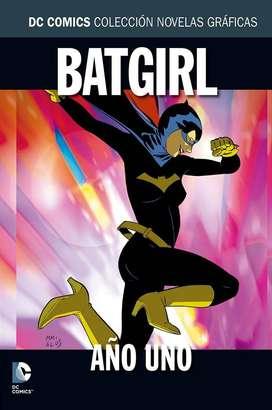 Catwoman y batgirl libros