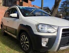 Toyota Etios Cross 1.5