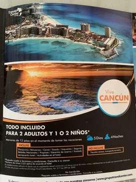 Paquete turistico Cancun o Estados Unidos ! Super Economico!!!