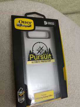 Cover OtterBox Pursuit Clean para Samsung S10 Plus.