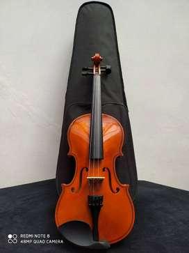 violín Verona 4/4 Microafinacion, Arco Colofonia
