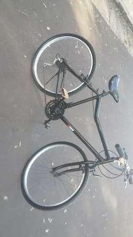 Vendo ya bicicleta impecable