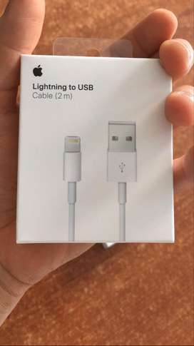 Cable lightning a USB (2m) de Apple