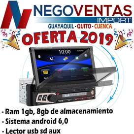 RADIO RETRACTI ANDROID  OPCION CAMARA DE RETRO DE OFERTA