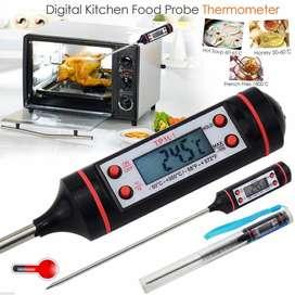 Termómetro Digital Para Cocina, Alimentos, Industria