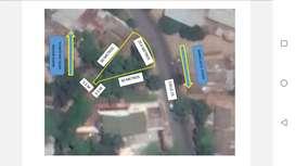 Terreno de 420 m²