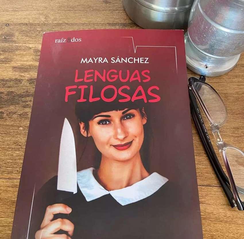 """Libro """"Lenguas Filosas"""" 0"""