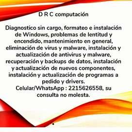 Servicio Tecnico de Pc Y Mas