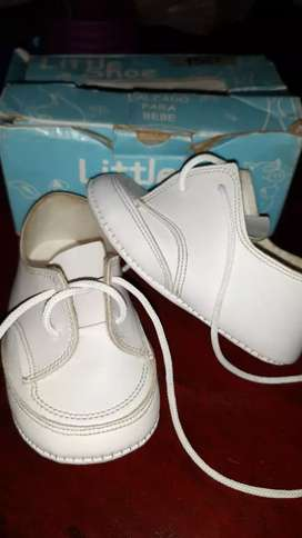 Zapatitos de bebé talle 12